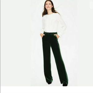 Boden Selwood Velvet Pants